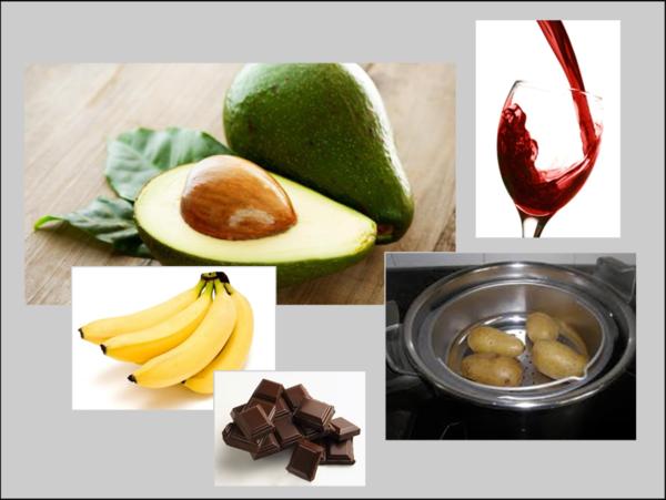5 aliments riches en calorie mais excellents pour la sant - Aliment riche en calorie ...